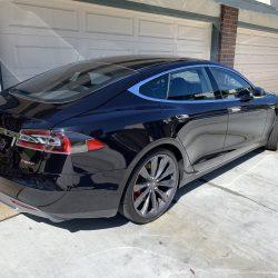 2017 Tesla Model s Opti-Coat Pro