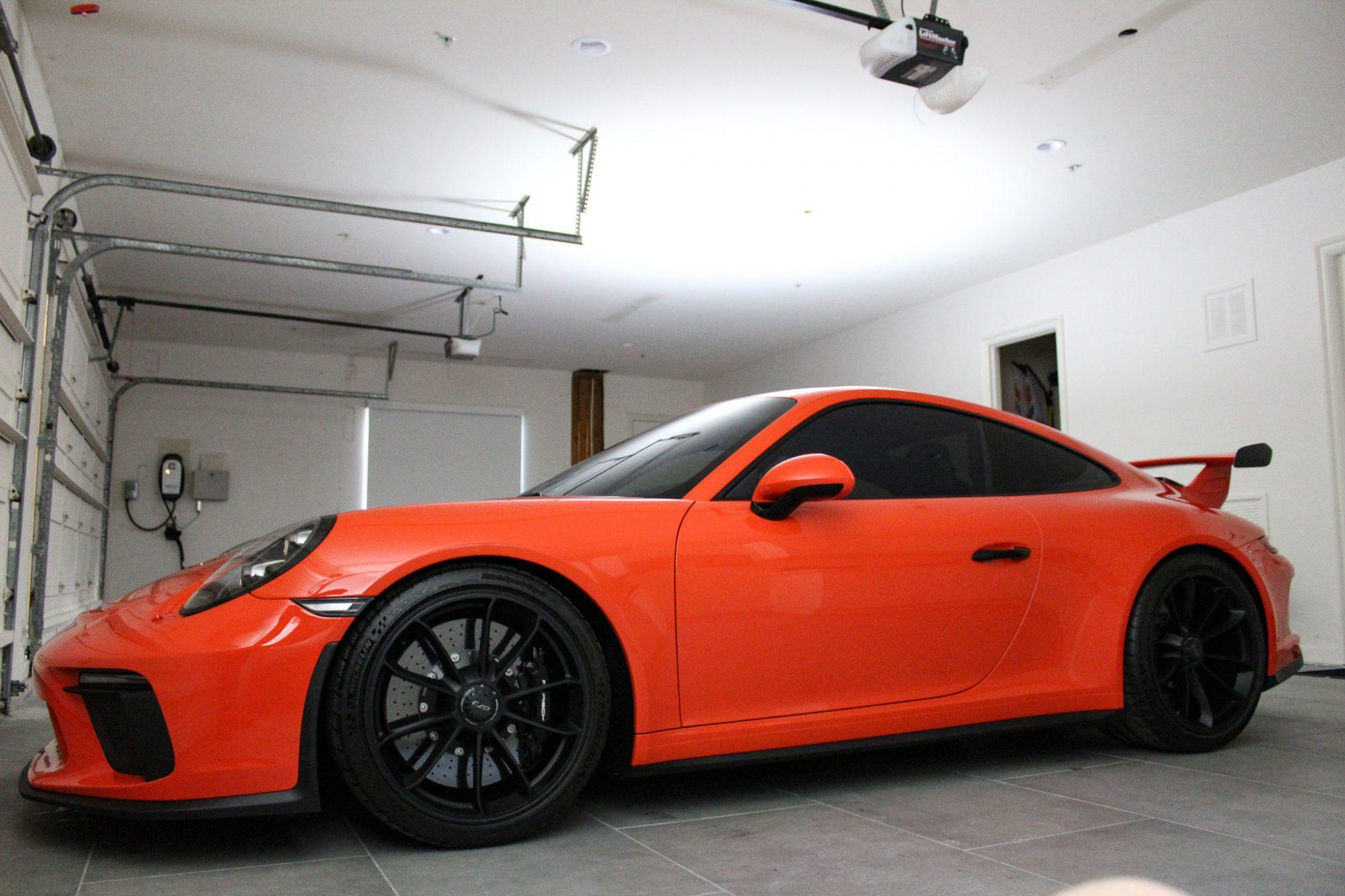 2018 Porsche GT3 Opti-Coat Pro