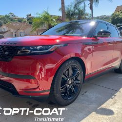 2018 Range Rover Velar Opti-Coat Pro
