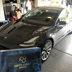 2018 Tesla Model 3 Opti-Coat Pro+