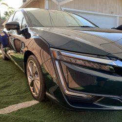 2019 Honda Clarity Opti-Coat Pro+