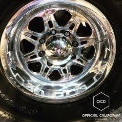 Ford Aluminum wheels Opti-Metal Coat