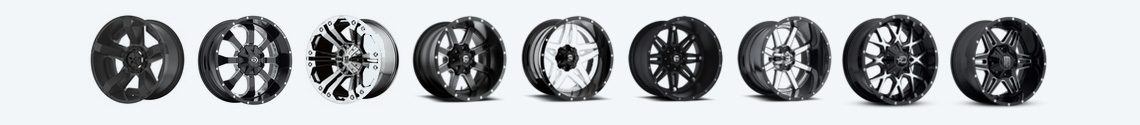 Enjoy zero down rims financing on all of your favorite brand name rims!