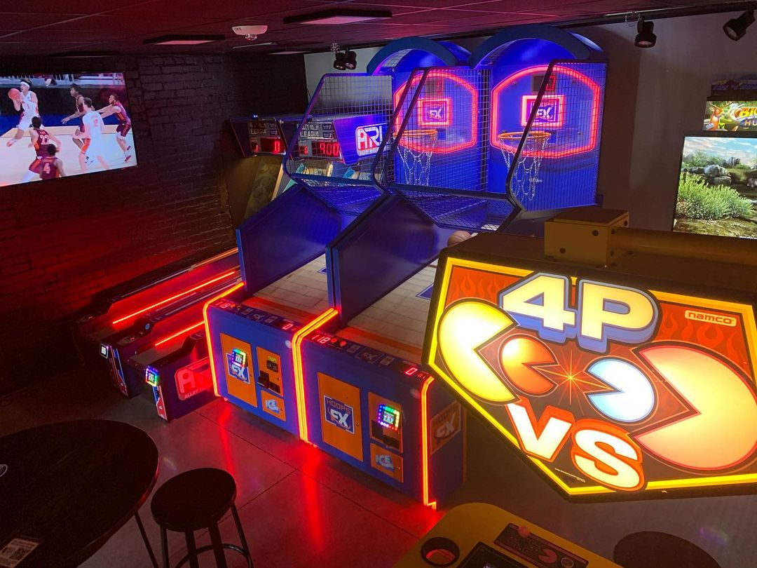 Old Town Putt Arcade Room - Rent for Private Parties