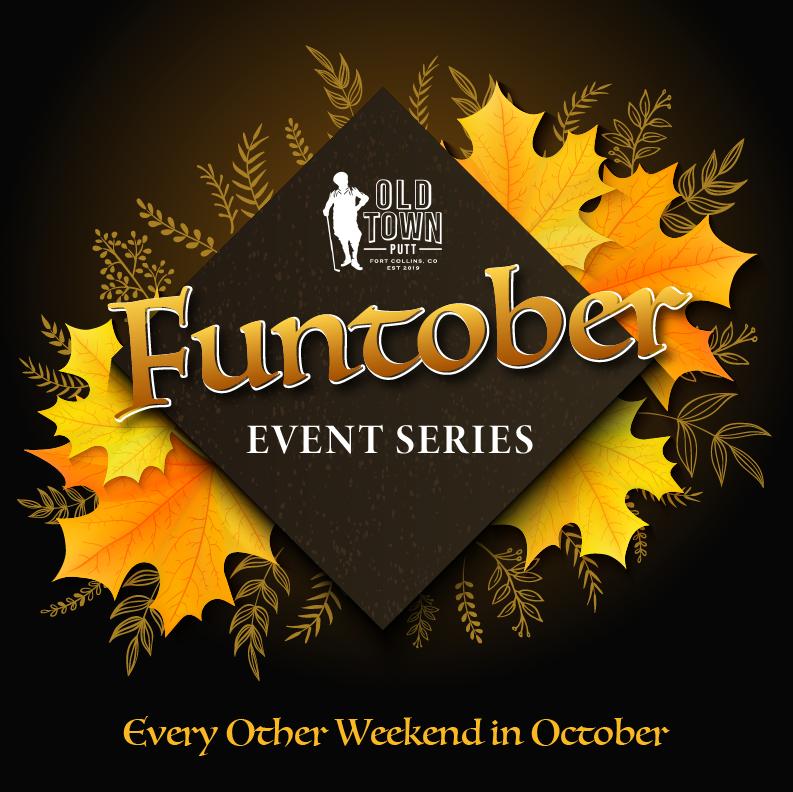 Old Town Putt Funtober Event Series