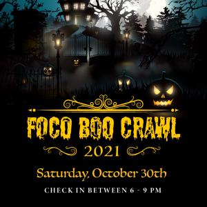 Foco Boo Crawl