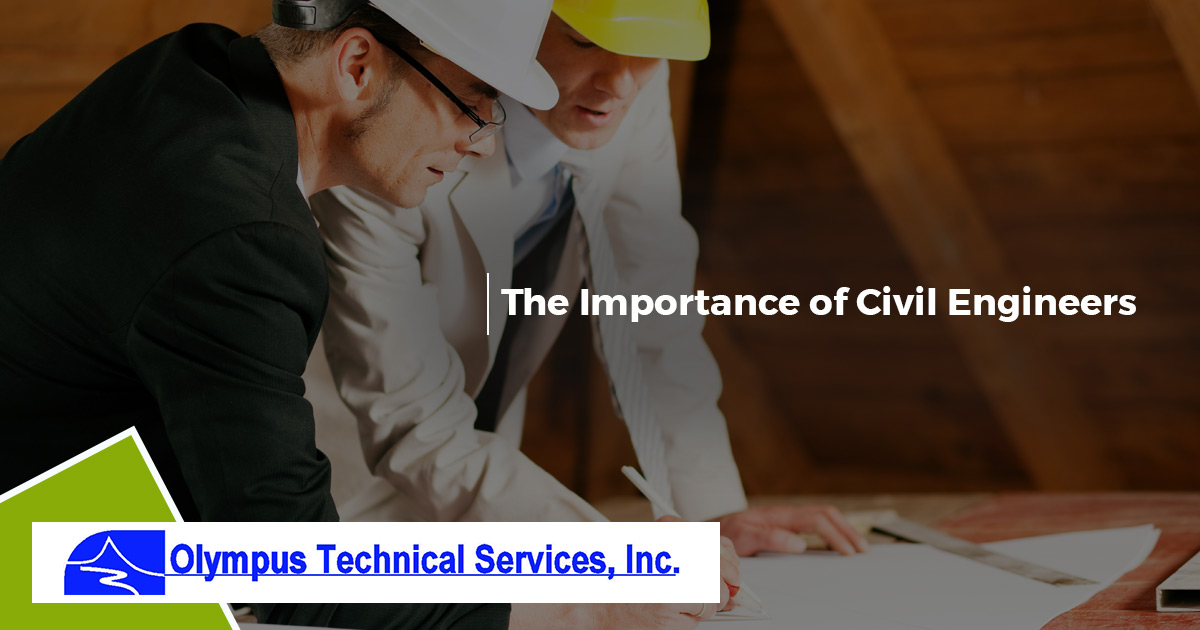the importance of civil engineering Preparing students for writing in civil engineering practice in discussions of how to prepare students for engineering practice, the importance of writing is.