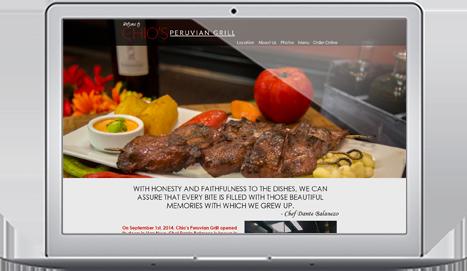 Websites Restaurant Website Design Online Orders Now