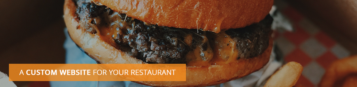 Custom Website for your Restaurant
