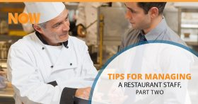 Tips For Managing A Restaurant Staff