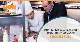 What Makes A Successful Restaurant Manager Successful