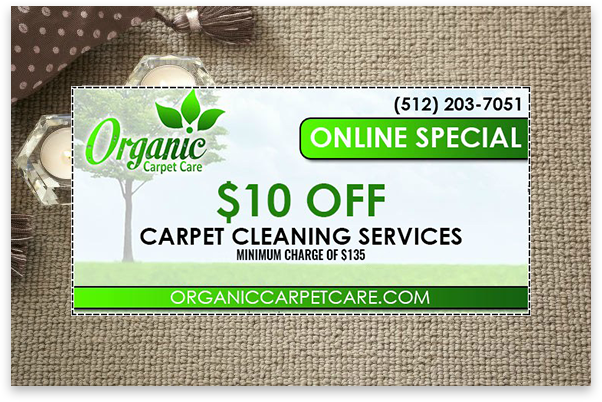 Welcome To Organic Carpet Care - Carpet Cleaning Services And More