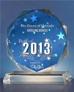 2013-bio-green-of-orlando-winter-garden-fl-award