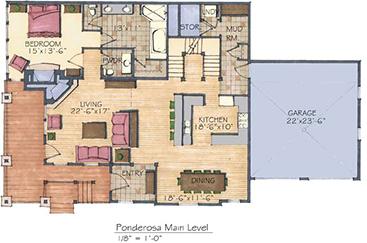 Ponderosa luxury vacation home in Steamboat Springs
