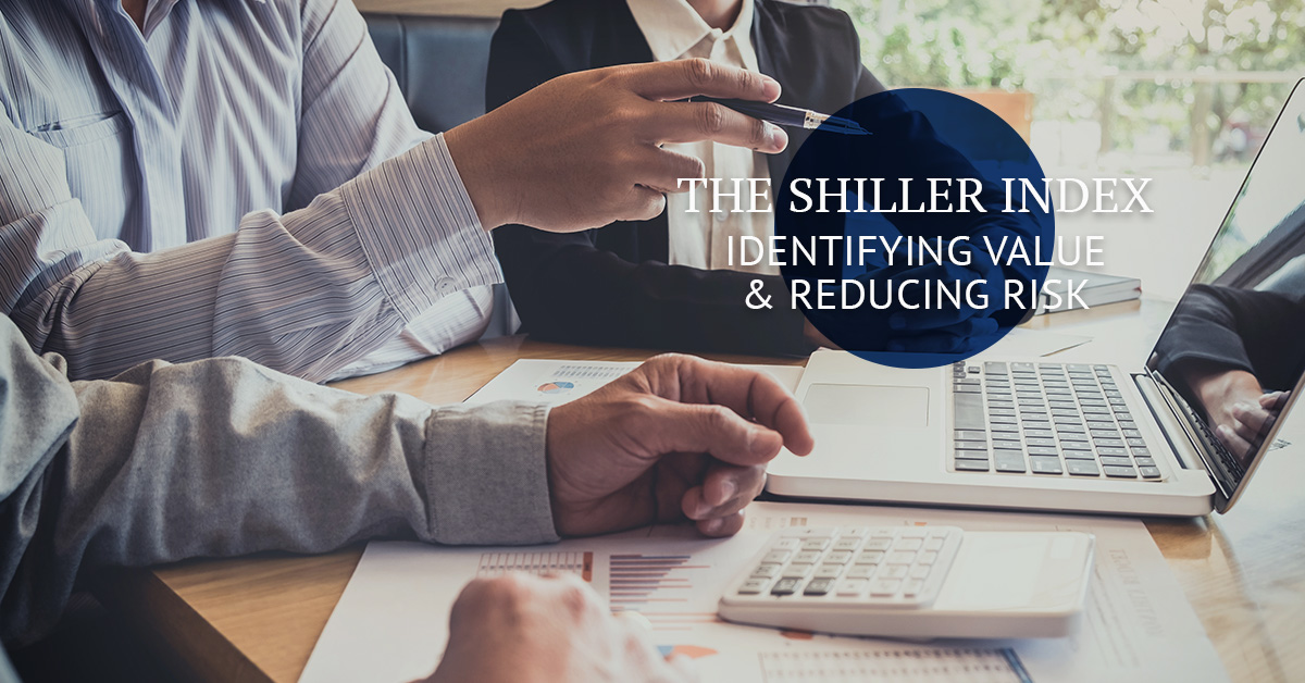 The Shiller Index Identifying Value Reducing Risk