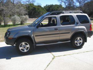 Nissan XTerra Tow Vehicle