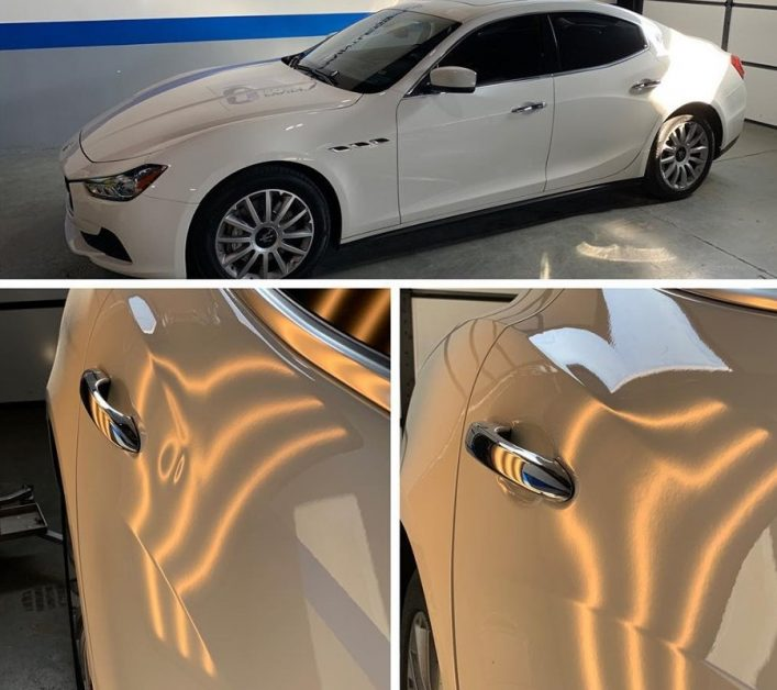 Collision Repair Near Me >> Paintless Dent Repair Near Me How Pdr Works An Inside Look
