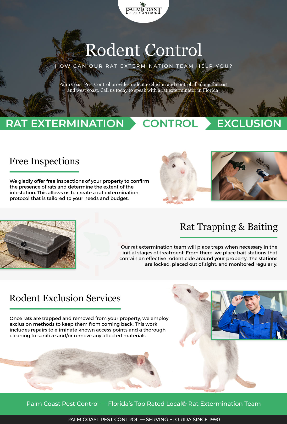 Rodent Control Jupiter: Enjoy a Rat-Free Home with Rodent