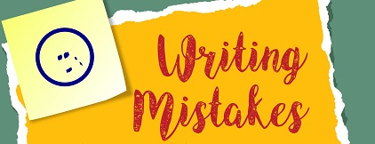 Writing Mistakes First-Time Authors Make