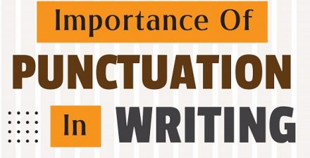 Importance Of Punctuation In Writing