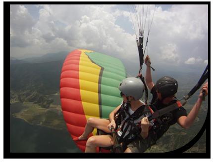 Tandem Paragliding | C9 Paragliders com
