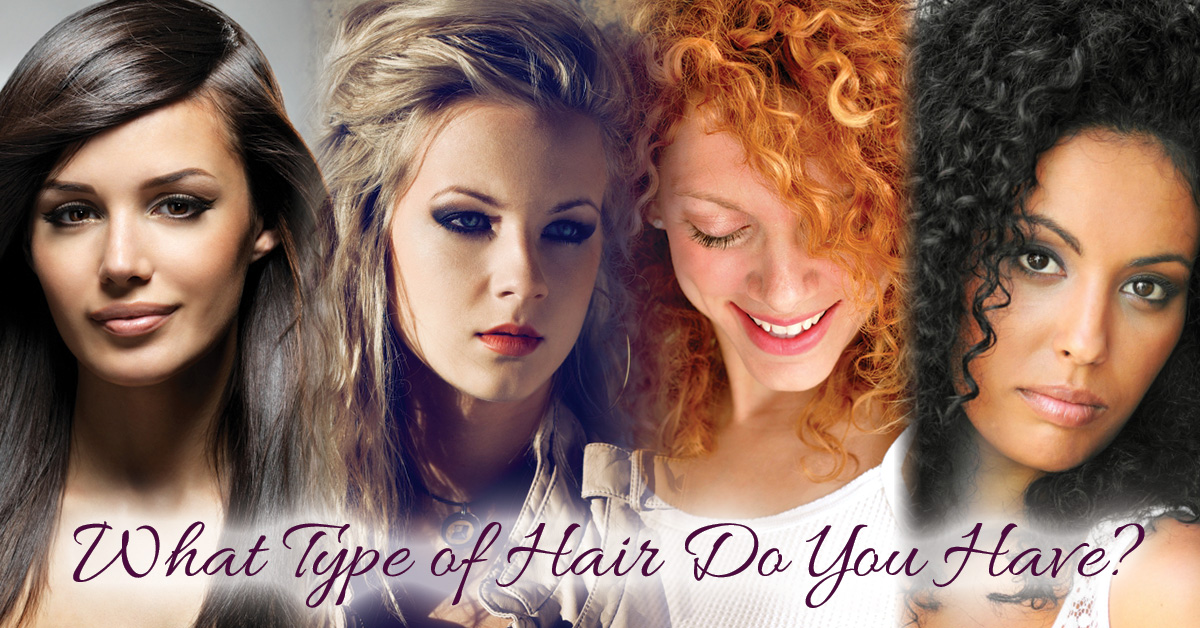 Hair Salon Ridgefield What Type Of Hair Do You Have