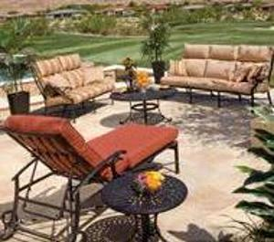 Shop our aluminum outdoor furniture for less.