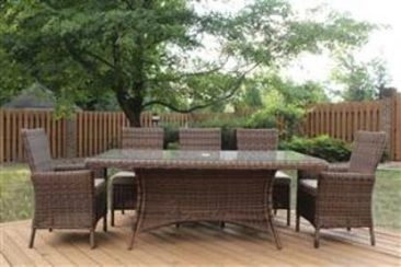 Turn to Parr's for affordable wicker furniture