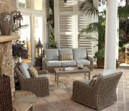 The Best Outdoor Wicker Furniture For Less