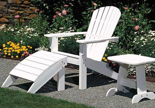 Save More On Our Wood Patio Furniture. Adirondack Chair ...