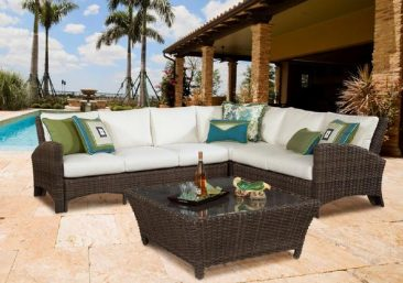 Save more on outdoor wicker furniture with Parr's
