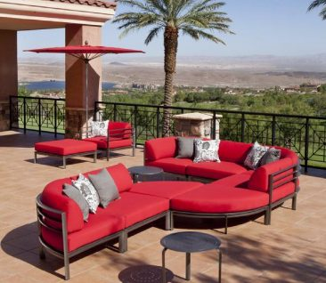 Enjoy quality aluminum patio furniture for less.