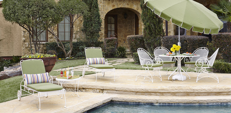 terrace by woodard save more on wrought iron patio furniture in atlanta