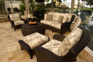 Enjoy beautiful, outdoor wicker furniture for less.