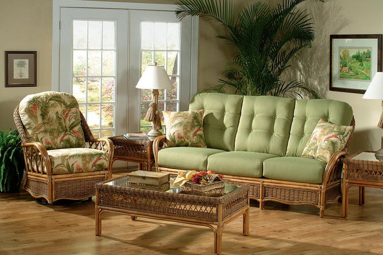 Indoor Wicker Furniture Atlanta | Sun Room Furniture Atlanta ...