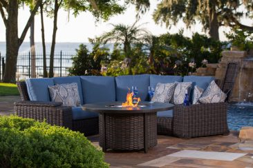Save more on our outdoor wicker furniture.