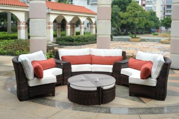 Save more on wicker couches with Parr's