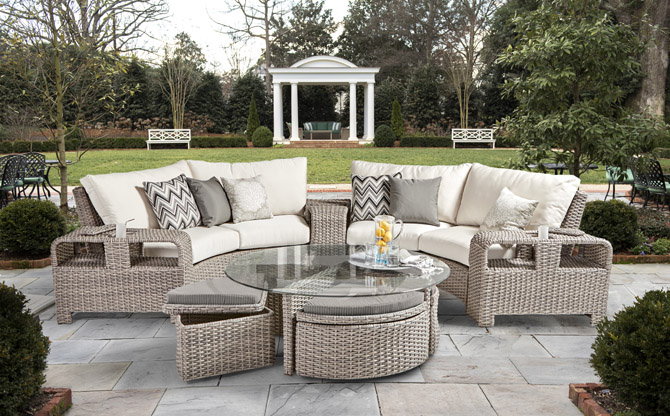 Wicker Patio Furniture Atlanta Outdoor Wicker Furniture Atlanta