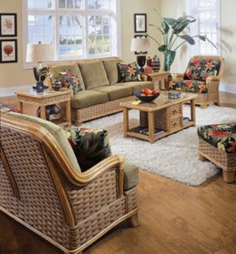 Turn to Parr's Furniture for the best rattan furniture in the Atlanta area.