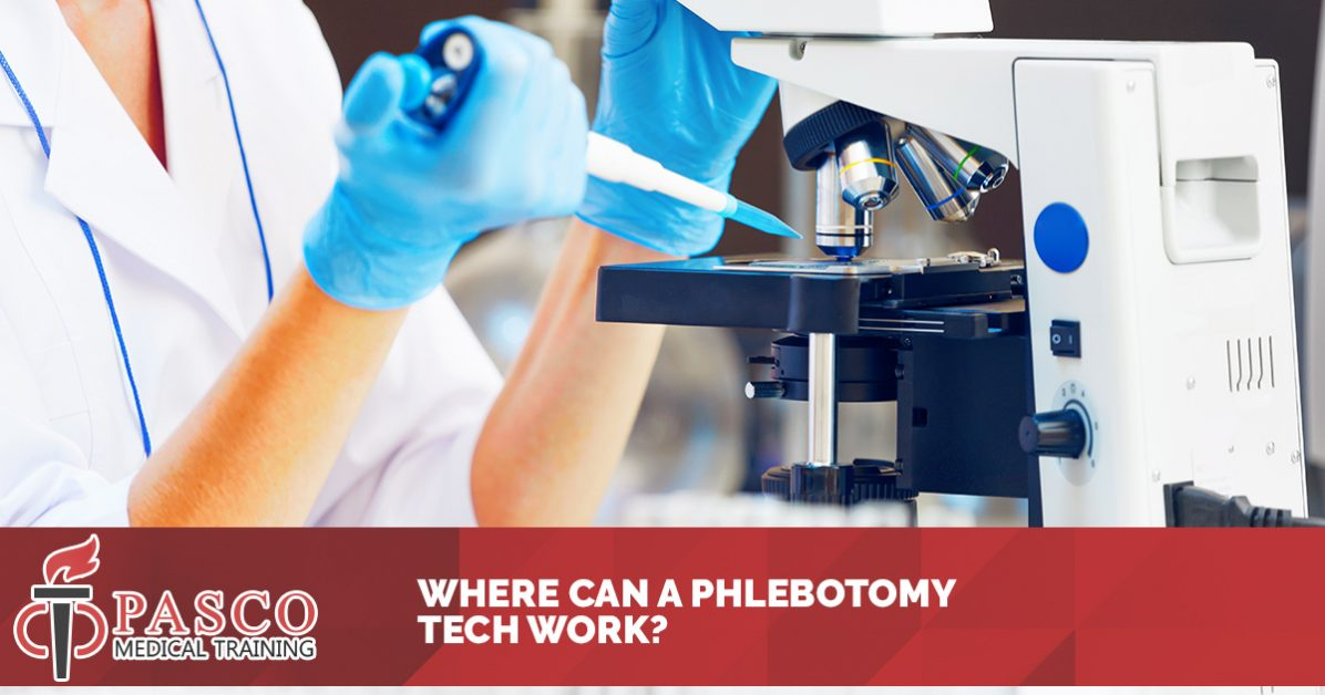 Phlebotomy Training Graduate: Are You Looking for a Place to Work?