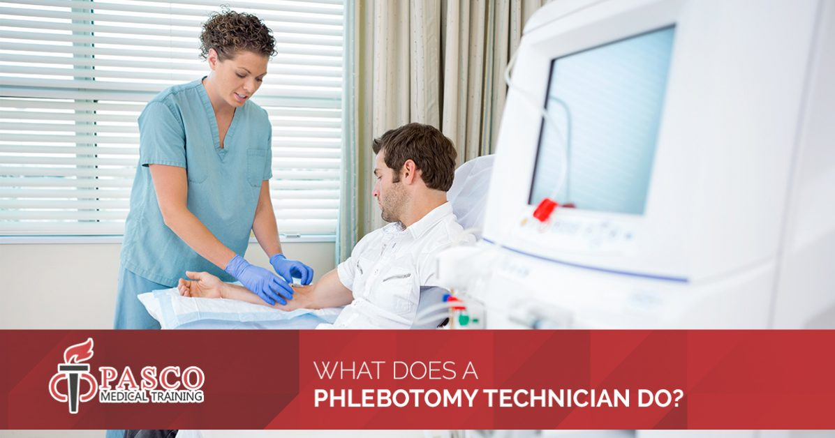Medical Training Pasco County: What Does A Phlebotomy