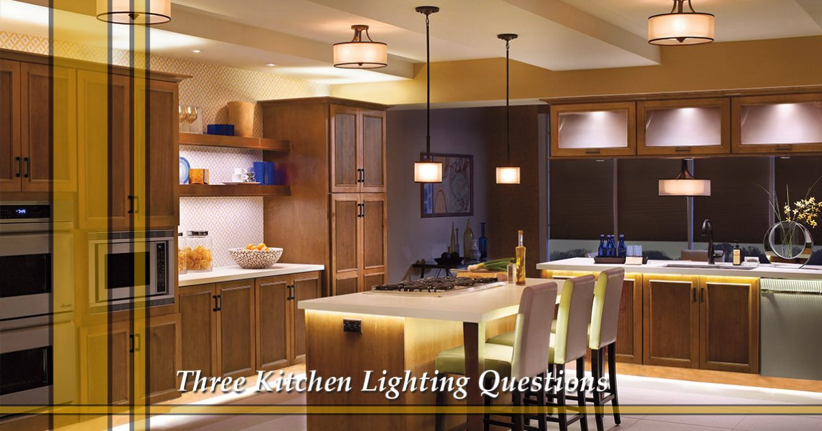 Lighting store grapevine three kitchen lighting questions