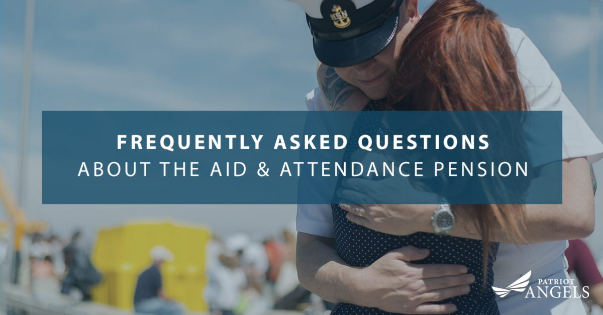 Veteran Services - Frequently Asked Questions About The Aid