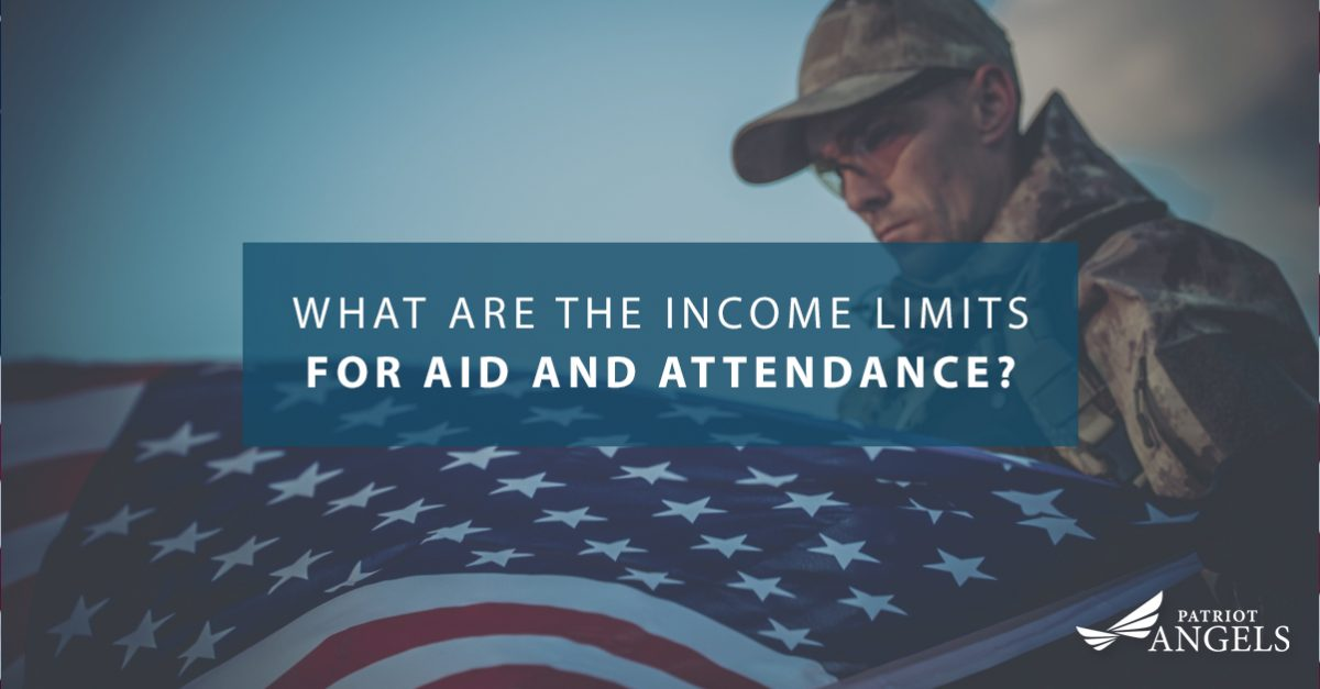 VA Benefits - What Are The Income Limits For Aid And