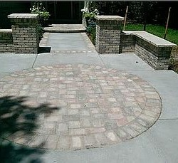 Paverstone Patio Denver Concrete And Paver Patio Denver
