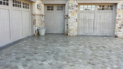 Commercial Brick Pavers Denver CO Brick Paver Driveway Denver CO