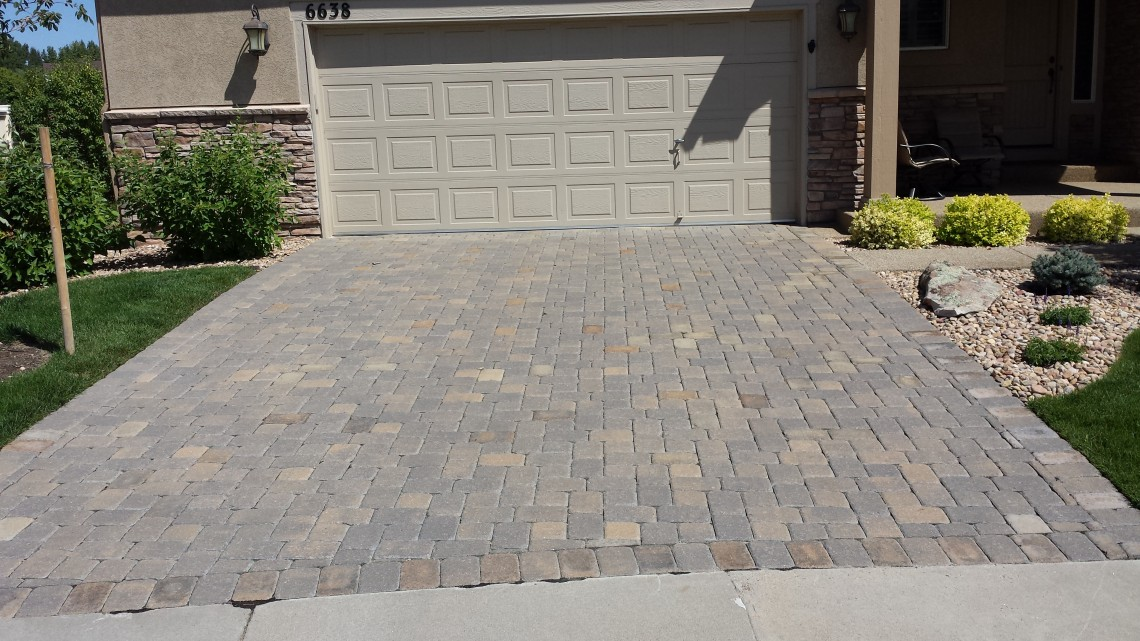 Paver Driveways Denver Call For A Free Estimate (303) 6691801. Diy Patio Loveseat. Patio Home Mobile Al. Cheap Patio Furniture Sets. Patio Decor On Pinterest. Patio Store Huntington Beach. Brick Patio Sealer Home Depot. Namco Patio Swing. Paver Patio Sloped Yard