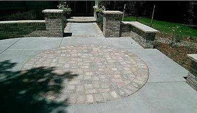 Brick Paver Patio Denver CO Concrete Paver Patio Denver CO