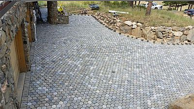 Paver Stone Patio Denver CO Brick Paver Patio Denver CO