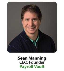 Sean from Payroll Vault